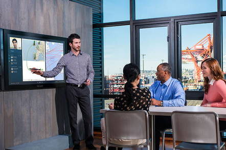 Microsoft's Surface Hub