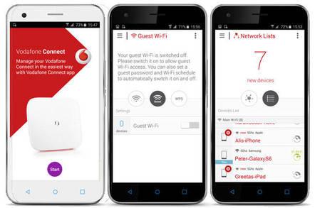 Fourplay frolics: Vodafone launches landline broadband • The