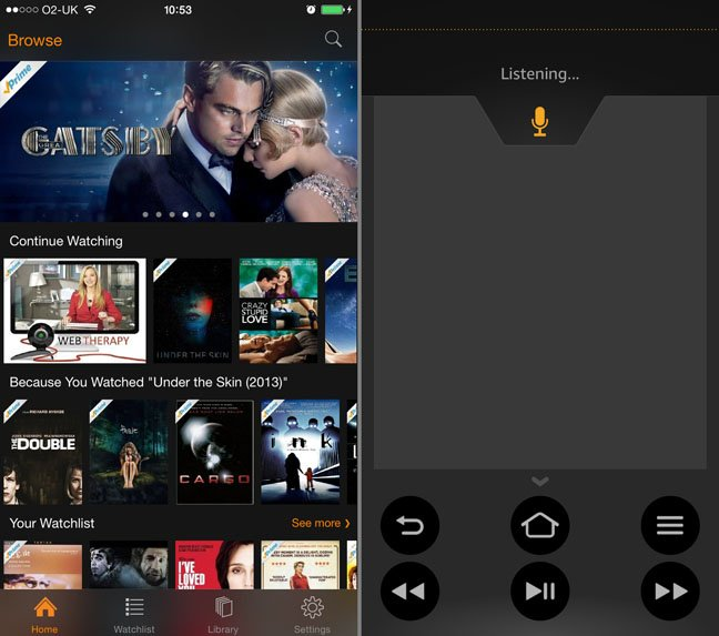 fire tv stick app