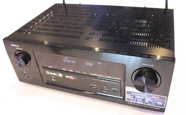 Denon AVR-X2200W DTS:X AV receiver