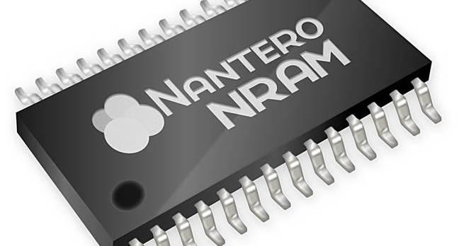 Nantero NRAM chip