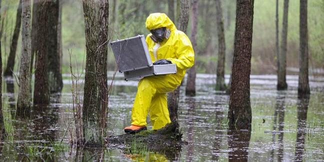 NBC suit worker image via Shutterstock