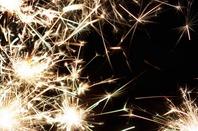 Sparks, image via Shutterstock