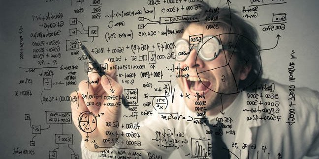 Data scientist image via Shutterstock
