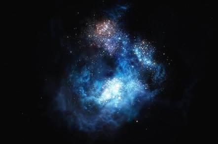 CR7 galaxy