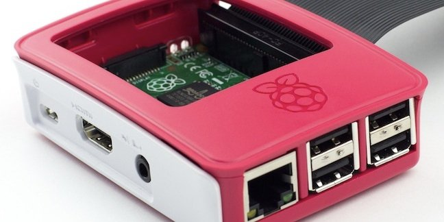 Raspberry Pi Official Case