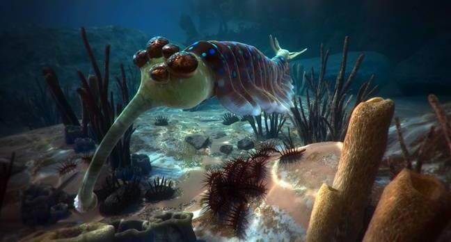 Attenborough's First Life - Still image