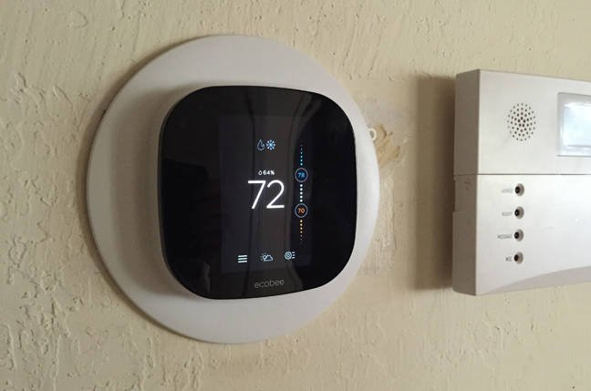 Ecobee3 If You Re Crazy Enough To Want A Smart Thermostat