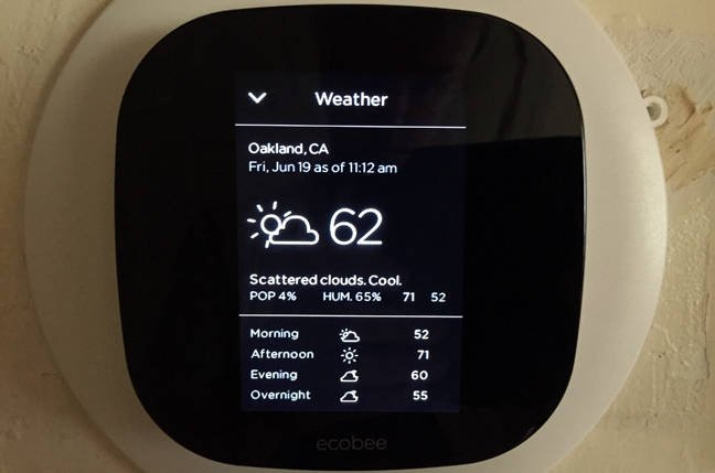 Ecobee3  If You U0026 39 Re Crazy Enough To Want A Smart Thermostat