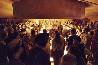 Secret Cinema – Empire Strikes Back. Image credit: Paul Cochrane