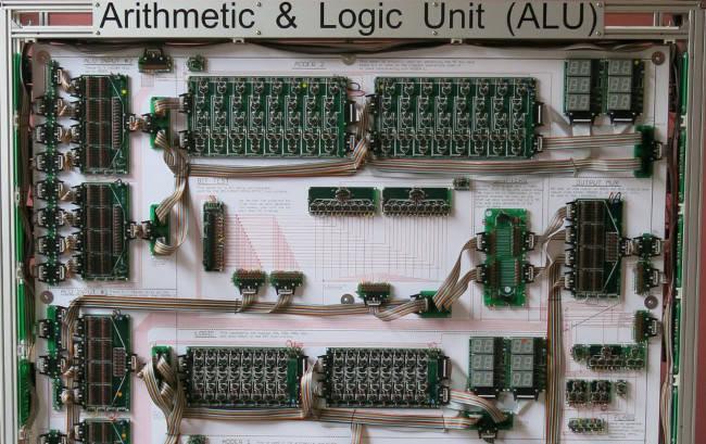 Hook up multiple processors