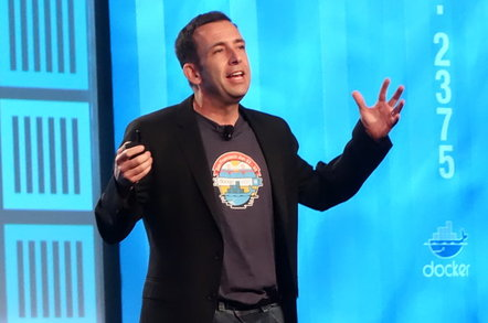 Docker CEO Ben Golub