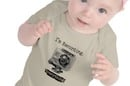 "Baby in t-shirt - with logo ""I'm recording everything"""
