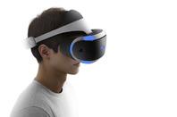 Sony Morpheus prototype VR headset