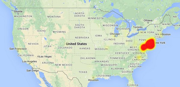 Verizon outage borks phones, TVs, internet for hapless East Coast