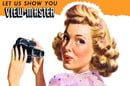 View-Master vintage advertisement