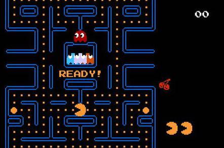 Tengen's Pac Man