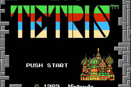 Tengen's Tetris