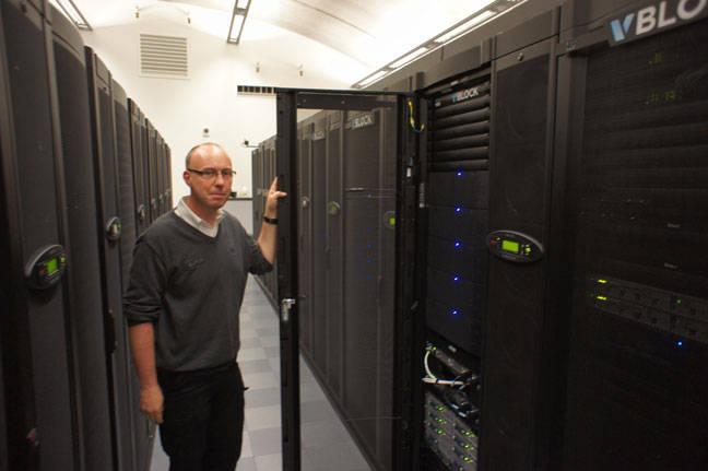 Head of virtualisation at Lotus