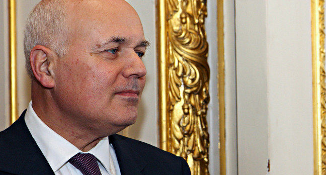 Iain Duncan Smith. Pic: Foreign & Commonwealth Office