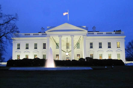 White House, by Tom Lohdan, Flickr, CC2.0