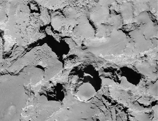 Seth1 comet pit