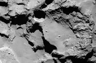 Comet sinkhole