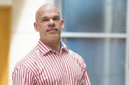 Paul Shetler, CEO, DTO Australia