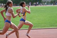 Runners, image via Shutterstock