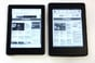 Kobo Glo HD and Amazon Kindle Paperwhite