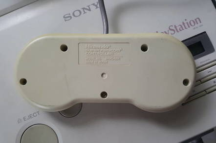 'Rare SNES' found in box of junk. Image credit: DanDiebold, imgur