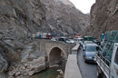 Gridlock on the Kabul Jalalabad Highway