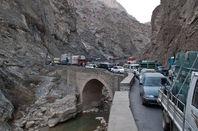 Gridlock on the Kabul Jalalabad Highway