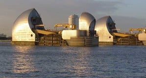Thames barrier pier 7, photo: Gavin Clarke