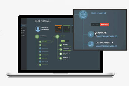 Dot-com da-bomb Verisign fires off an OpenDNS rival • The