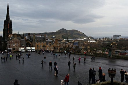 Edinburgh. Pic: michel