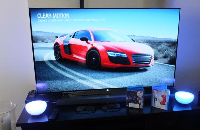 LG 55EG960V 55-inch OLED UHD TV