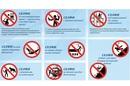 Excerpt from Russian safe selfies brochure