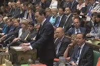 First Tory-only budget in 19 years. Pic credit: Parliament TV screengrab