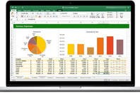 Excel in Office 2016 for Mac