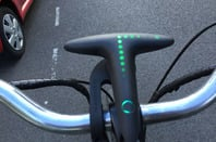 Hammerhead bicycle satnav