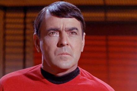 Scotty - Star Trek