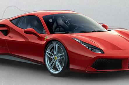Ferrari 488GB