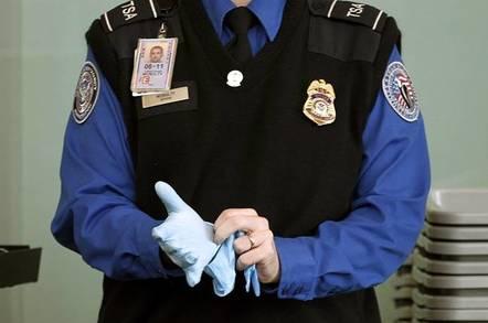 TSA gloves