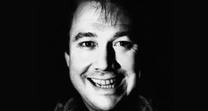 Bill Hicks: Agent of Evolution cover photo by Chris Saunders