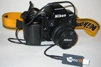 Meta 35 and Nikon F90x