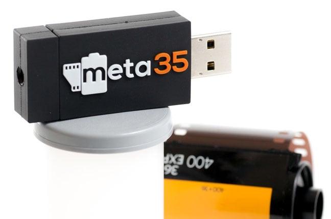 Meta35 film camera accessory