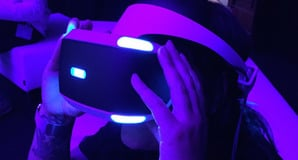 Sony Project Morpheus headset