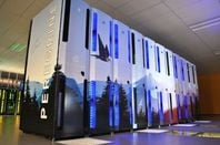 HP Apollo supercomputer