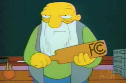 FCC paddling